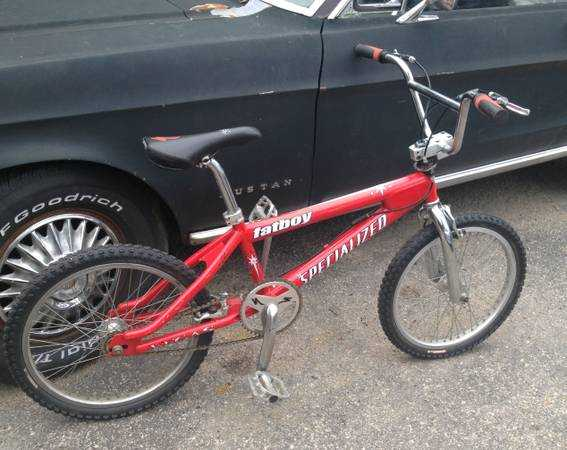 Used Specialized Fatboy Vegas (Freestyle) Prices & Deals