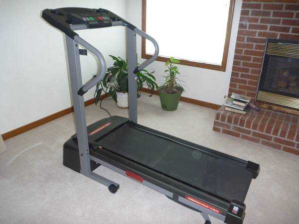 Sample Used Weslo Cadence 450 Treadmill Previously Listed For Sale