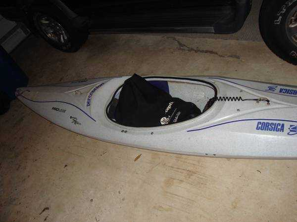 Used Perception Corsica, 250 lbs, 10 Ft, 46 lbs (Kayak) Prices & Deals