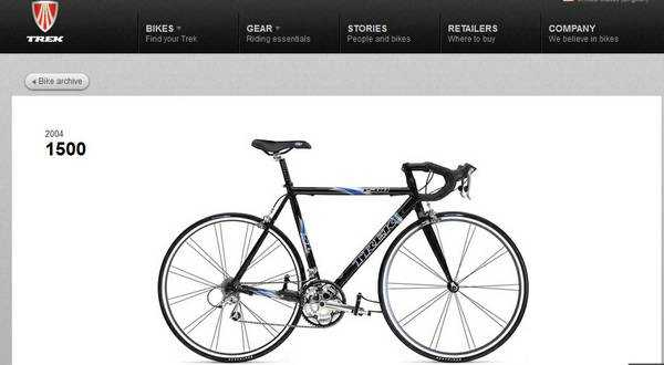 Used Trek 1500, 2004 (Sport) Prices & Deals