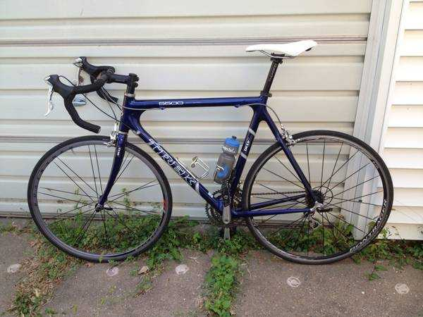 Used Trek 5500, 2002 (Road Racing) Prices & Deals