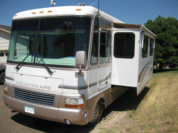 Used Newmar Corp Mountain Aire Class A Prices Deals