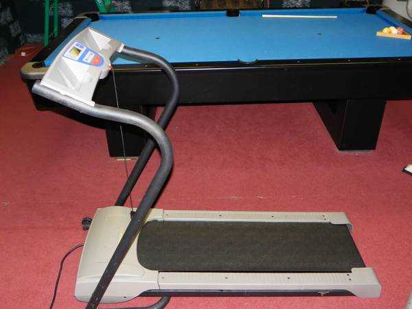 Sample Used Weslo Cadence 55 Treadmill Previously Listed For Sale
