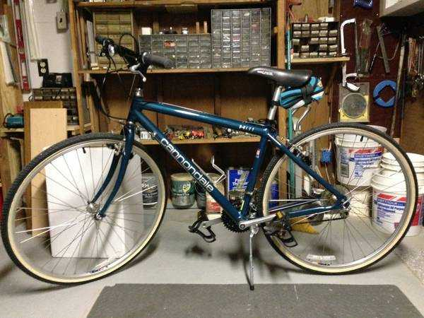 d71e9c60488 Used Cannondale H400 (Commuter) Blue Book Value & Pricing Trend