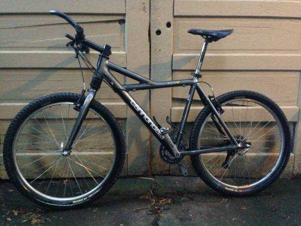 8d0c1c66efb Sample Used Cannondale Delta V-700 (Front Suspension) Previously Listed  For-Sale