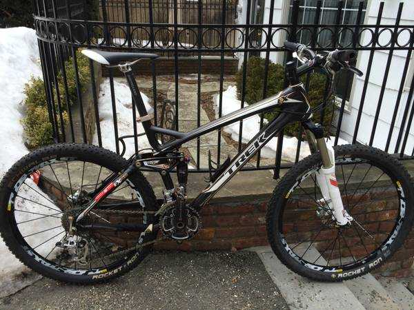 Used Trek Fuel EX 9 9, 2009 (Front and Rear Suspension